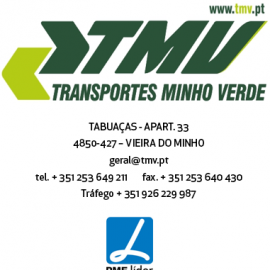 A TMV é PME Líder